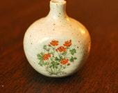 Stoneware Bud Vase