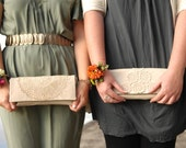 CUSTOM Bridesmaid Clutch Bag