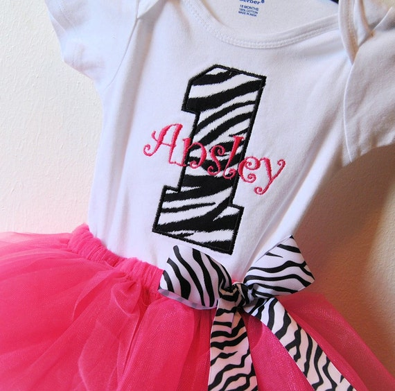 Birthday onesie and tutu set NB, 3m, 6m, 12m, 18m and 24m.  Made to order. Other colors available.