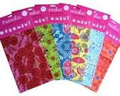 Furochic 6 Pack Assorted Designs