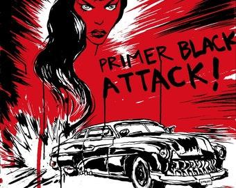 Primer Black Attack