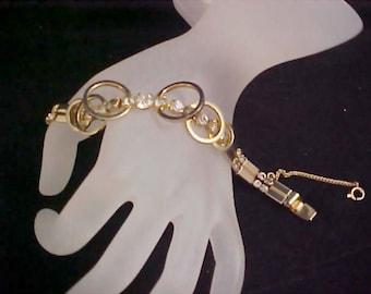 CELESTIAL FIRE - Sarah Coventry's Diamante Bracelet