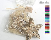 25 Star Party Favors Birds Love - personalized bride & grooms names by nature favors
