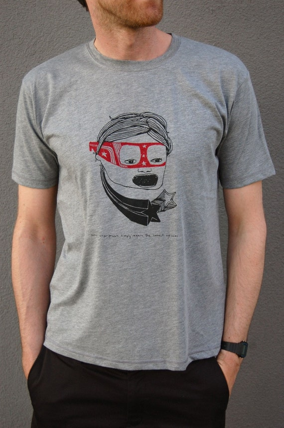 Superglasses tshirt
