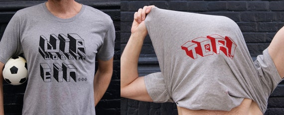 TOR EM 2012 Tshirt ueber den Kopf Edition