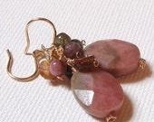 joie de vivre . earrings