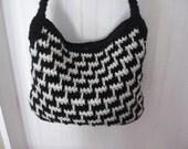 Crochet Bag Pattern, Steppin Out Bag Crochet Pattern Pdf