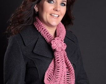 Summer Fashion Scarflet, CROCHET PATTERN pdf , instant download available