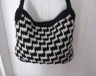 Crochet Bag Pattern, Steppin Out Bag Crochet Pattern Pdf