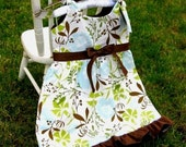 FREE DIAPER COVER with The Little Lady  grow with me dress for entire month of August