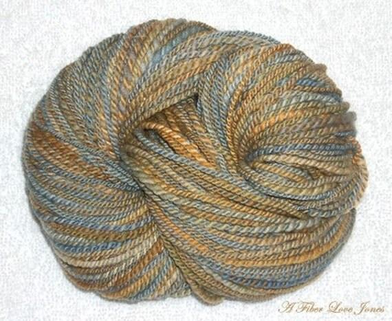 AquaBoogie - 2 ply - 170 yds Art yarn - Weaving- Mixed Media - Knit - Crochet - Felt