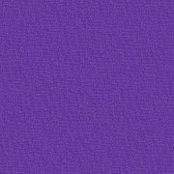 Crocus Purple Kona Cotton - Robert Kaufman - Reg 8.99