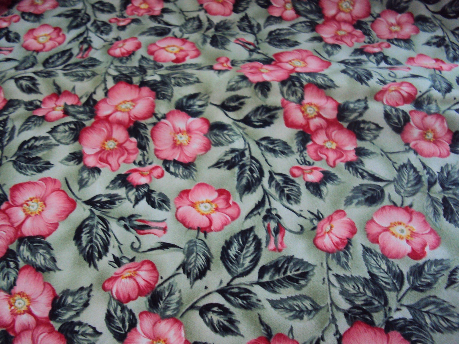 The State Flowers Fabric Northcott 3 1 8 yds