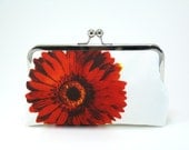 MOVING SALE - Sunflower Clutch Purse