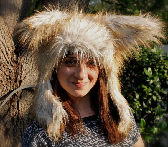 The Big Bad Wolf fur hat