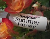 Summer Honey. a r t i s a n . p e r f u m e . o i l Sex, Pheromones, Salty skin. MidSummers NightBlooming Jasmine