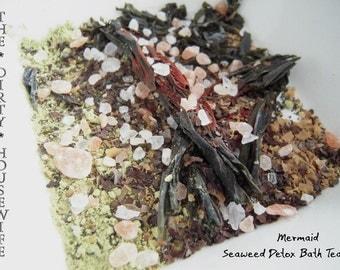 MERMAID Detoxifying Seaweed Bath Tea. New Larger Size (1)