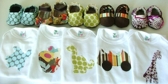 JOLIEBERRY SETS   WHOLESALE LOT OF ONESIES AND SHOES