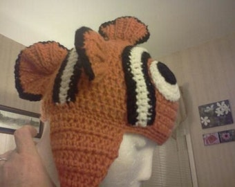 Nemo Clown Fish Hat