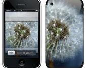 iPhone Skin (3GS, 3G, Original) - Dandelion