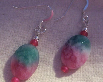 Candy Jade Earrings