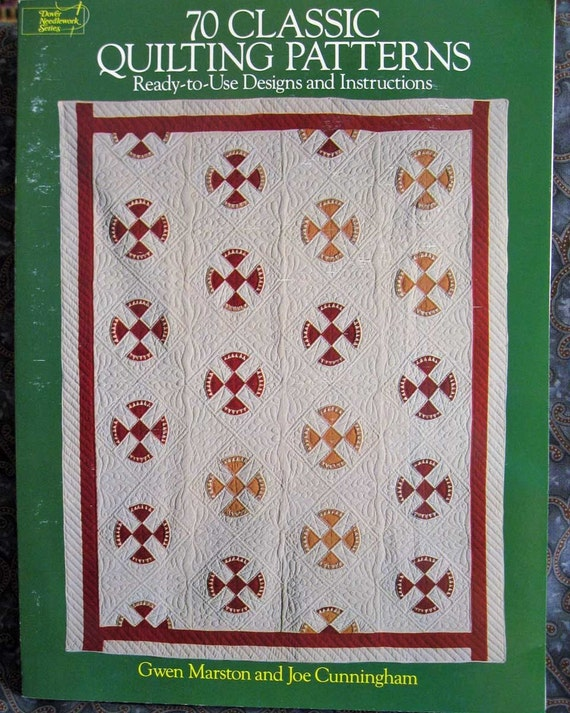 70 Classic Quilting Patterns Book