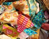 One pound bags of Designer Fabric scraps...