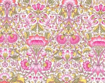 Lodden Pink Liberty Print Fabric Fat Quarter