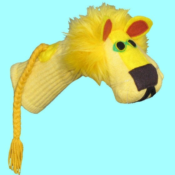 how to make lion king puppets