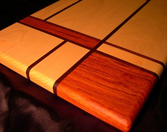 Modern Wood Cutting Board