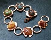 Rainbow Stones Bracelet