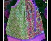 SALE Yummy Colors Pillowcase Dress Ready to Ship SALE