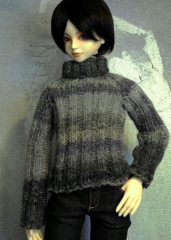 60cm BJD sweater Seadog