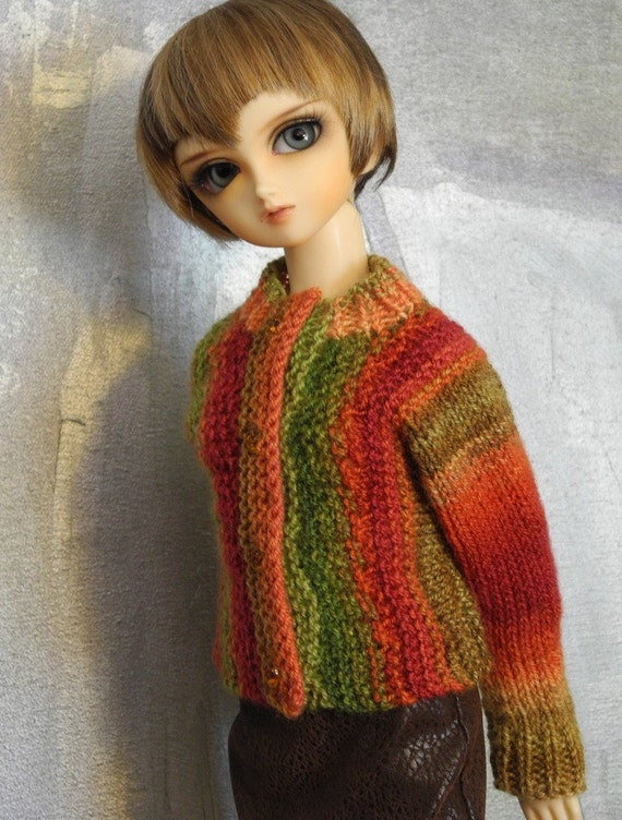 BJD SD sweater Delicious
