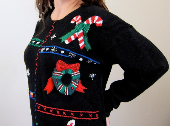 For the Discerning Ugly Christmas Sweater Wearer.