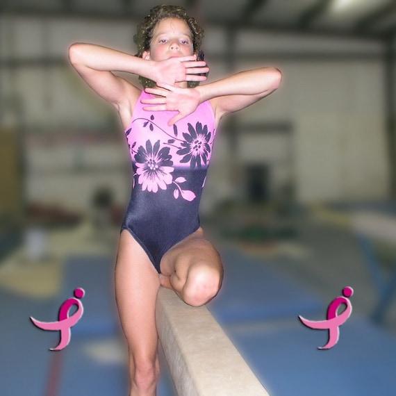 Gymnastics pussy slip