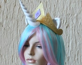 Princess Celestia crown -  My Little Pony costume / Friendship is Magic / cosplay / costume / Princess Celestia tiara