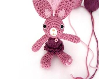 Bunny Ballerina - Amigurumi Pattern