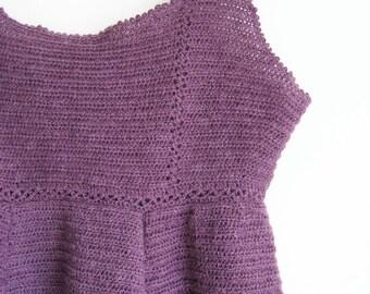 Anastasia - Crochet Dress Pattern
