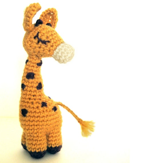 Ella the Giraffe - Choose you own colors