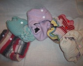 Set of 3 MamaBear BabyWear One Size Wool Diaper Covers