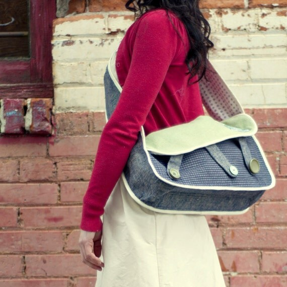 S.A.L.E.....an Upcycled 'the vintage traveller' P.R.O.T.O Jones handbag
