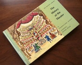 Pocket Illustrated History of Theater Hannelore Marek 1964 Informative and charming