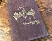 Memoir of George Holland the Veteran Comedian 1871, Very Rare! Limited Edition of 250