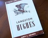 Langston Hughes Biography 1967 James A Emanuel