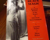 Black Magic Negro in American Entertainment, Langston Hughes, Milton Meltzer 1967