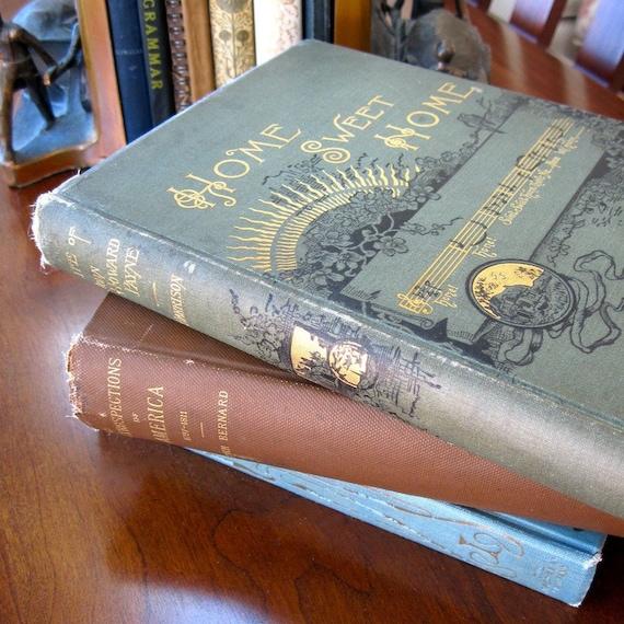 Home Sweet Home, John Howard Payne Biography, Gabriel Harrison 1885