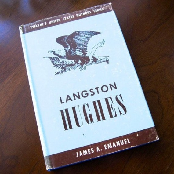 a biography of james langston hughes Langston hughes in his twenties, circa 1930 (james) langston hughes began writing in high school, and even at this early age was developing the voice that.