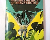 BATMAN Comics 50th Anniversary Greatest Stories Book 1988