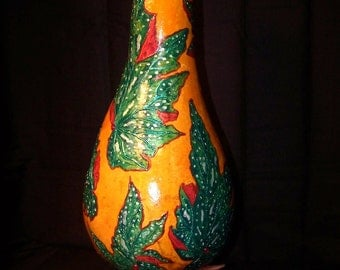 Angel-Winged Begonia Gourd